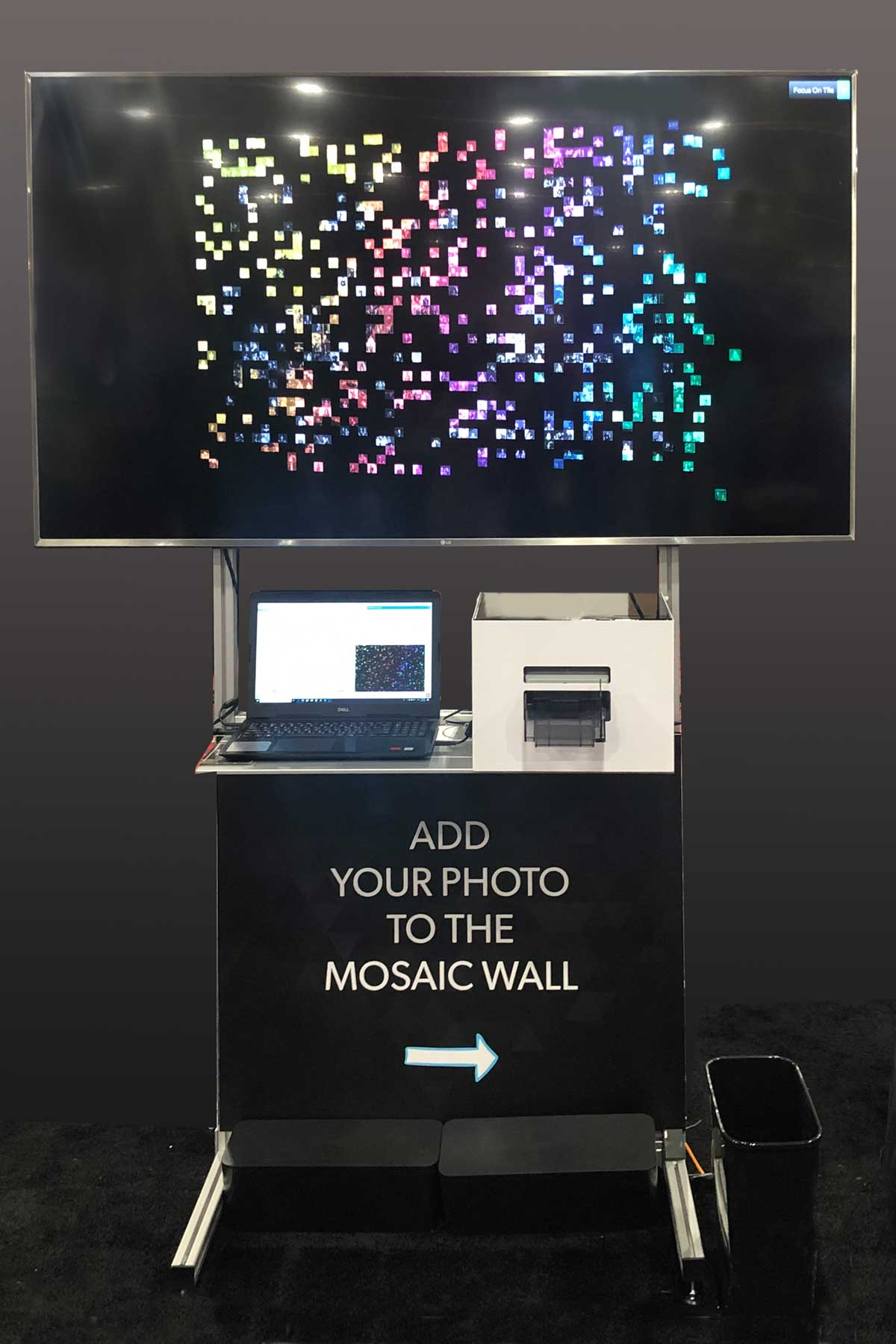 Mosaic-TV-DIsplay